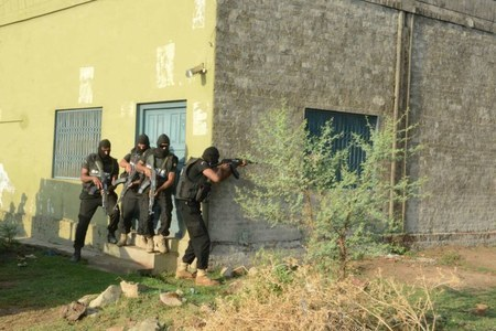 Three 'terrorists', including commander, killed in Peshawar operations