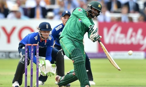 Want to win the T20 World Cup under Sarfraz's captaincy: Imad Wasim