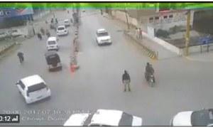 سارجنٹ کو کچلنے کا واقعہ: مجید اچکزئی ریمانڈ پر پولیس کے حوالے