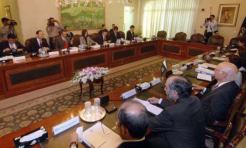 China begins push for Pak-Afghan detente