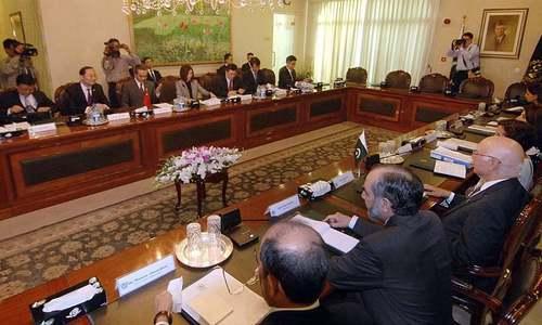China begins push for Pak-Afghan detente