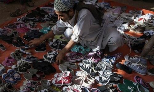 Chinese goods dominate market
