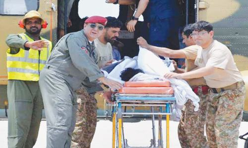 Condition of all 54 injured brought to Multan critical