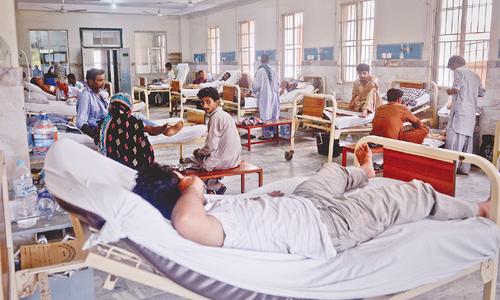Hospitals put on alert for Eid days in Sindh