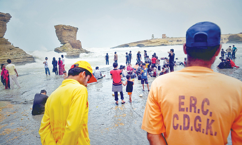 'Enjoy beach visit on Eid but avoid swimming'