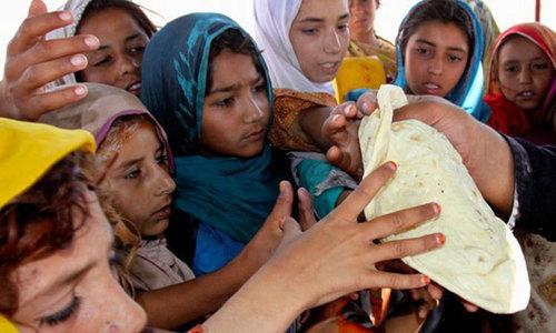 Rising temperatures threaten Pakistan's food security efforts