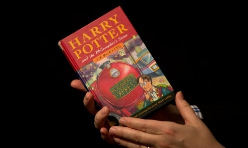 Harry Potter turns twenty