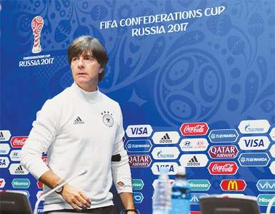 Shootout kings Germany confident against Mexico