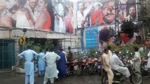 Peshawar cinemas run full house on Eid as law and order improves