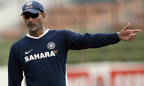 Shastri applies for India coaching job