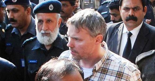 Raymond Davis pens tell-all on 2011 Pakistan incident