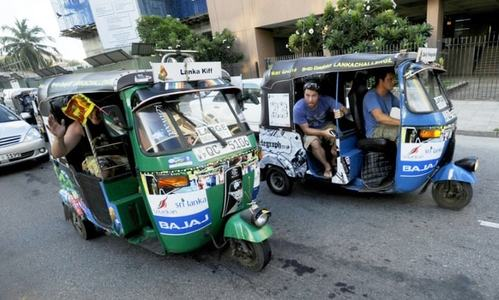 US warns women against using tuk-tuks in Sri Lanka after harassment complaints