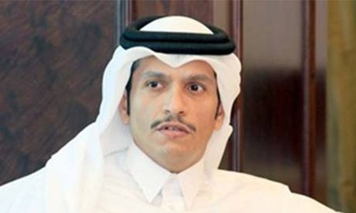Qatar working with US, Kuwaitis on response to Gulf demands
