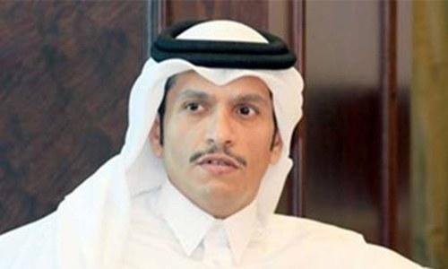Qatar working with US, Kuwaitis on response to Gulf demands