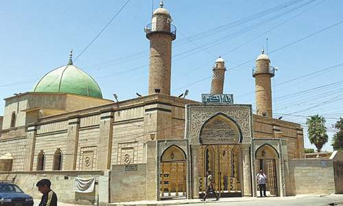 Destruction of al-Nuri mosque in Mosul is another example of 'culturecide'