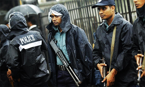 Three female militants arrested in BD