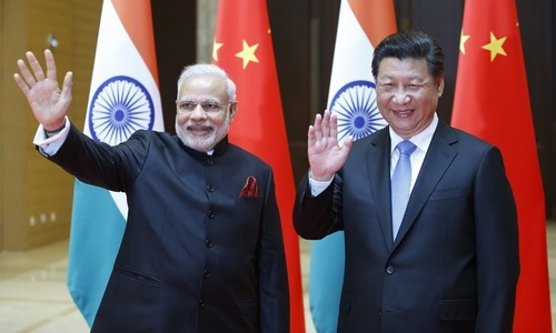 China-India border standoff gets shriller