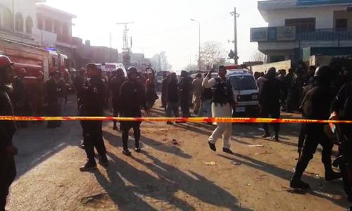 Shikarpur armed clash death toll rises to 15
