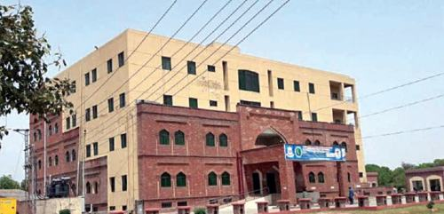 Faisalabad's burns centre hardly seems a priority