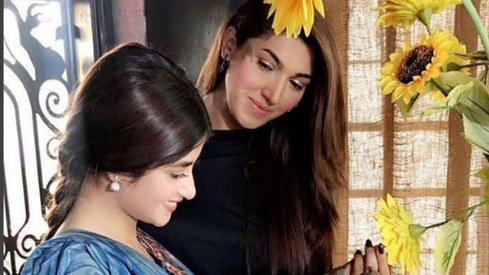 Sana Fakhar will play Sonya Jehan in upcoming drama 'O Rangreza'
