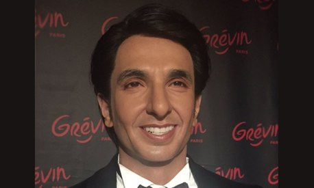Ranveer Singh's wax statue looks nothing like him and fans are mortified