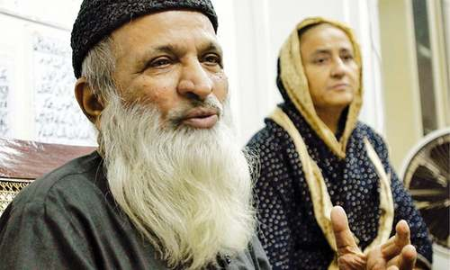 'It is as if he never left': After Edhi, Bilquis carries forward his mission of mercy