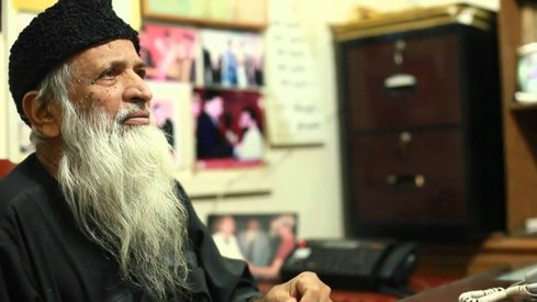 Tributes flood social media on Edhi's first death anniversary