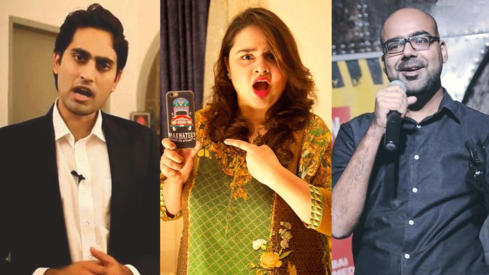 Local comedians are the true kings of social media in Pakistan