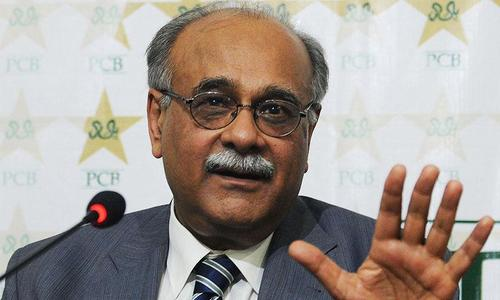 Nomination of Najam Sethi to PCB Board of Governors approved