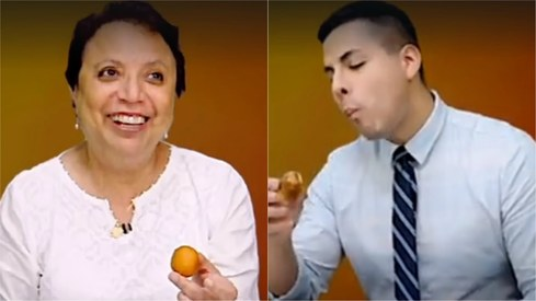 Watch Americans try mithai for the first time in this adorable video