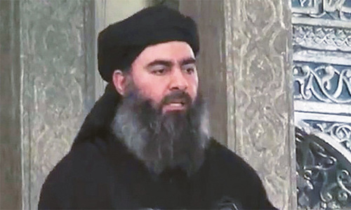 Abu Bakr al-Baghdadi, the low-profile boss of militancy world in Middle East