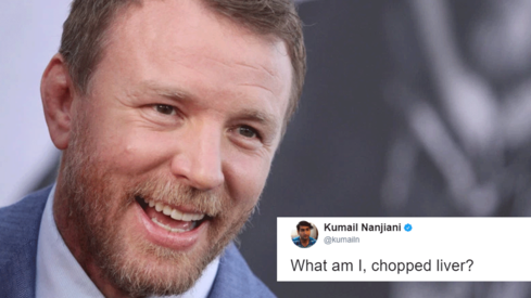 Guy Ritchie is struggling to find actors for Aladdin and Kumail Nanjiani feels ignored