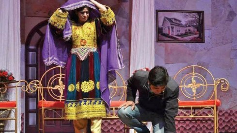 Promoting peace through the revival of Peshawar's live theatre