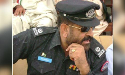 SP among 4 policemen shot dead in Quetta