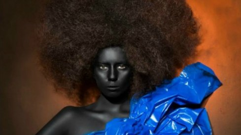 A Pakistani photographer used blackface in his latest shoot. It shouldn't happen again
