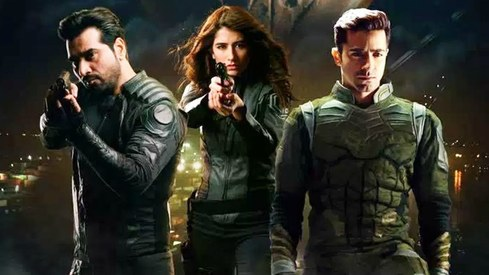 Project Ghazi delayed after its premiere, Humayun Saeed says it won't be ready anytime soon
