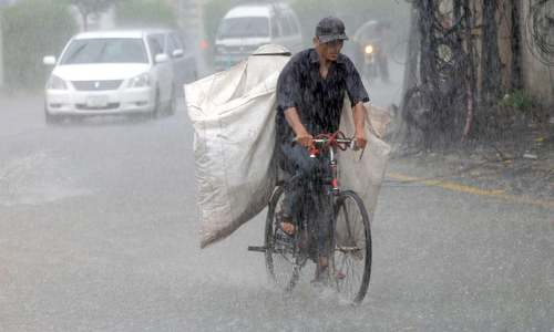 Heavy spells of rain across country claim 70 lives