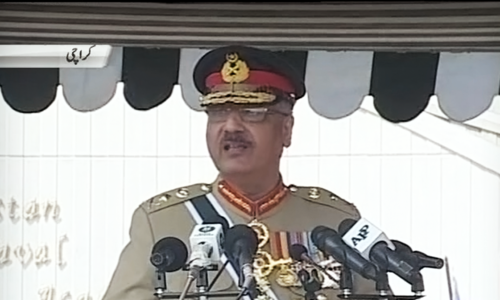 RAW operating from Afghanistan to create unrest in Pakistan: Gen Zubair Hayat