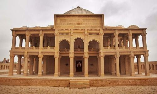 Makli, once a resplendent city now stands in dire need of preservation