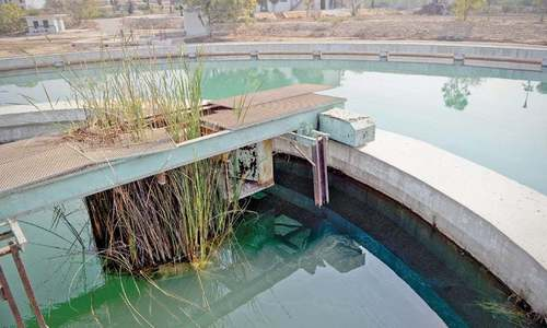 SHC report finds 77pc of Sindh's water unsafe for human consumption