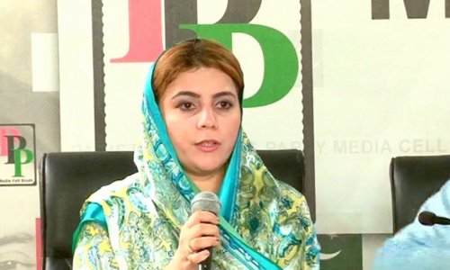 'Khan's focus only on Punjab': Naz Baloch parts ways with PTI, joins PPP