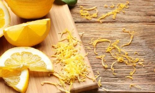 لیموں کے چھلکوں کے یہ فوائد جانتے ہیں؟