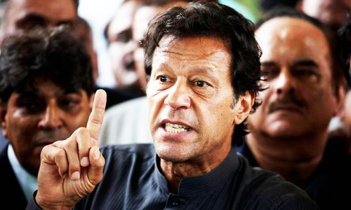 Nawaz Sharif will land in Adiala Jail after Panamagate verdict: Imran Khan