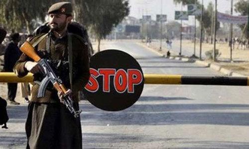 Four terrorists killed in Balochistan as FC foils attack: ISPR