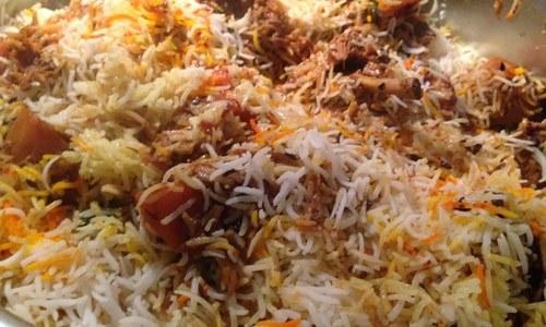 ذائقہ دار سندھی بریانی گھر پر بنائیں