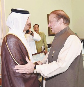Qatar wins Pakistan's mediation support to resolve Gulf crisis
