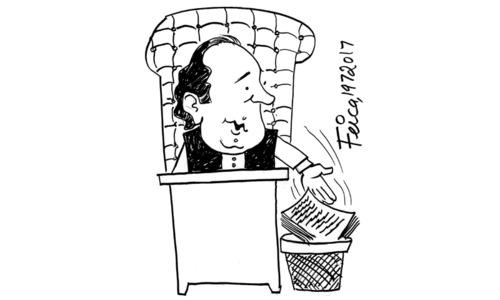 کارٹون : 19 جولائی 2017