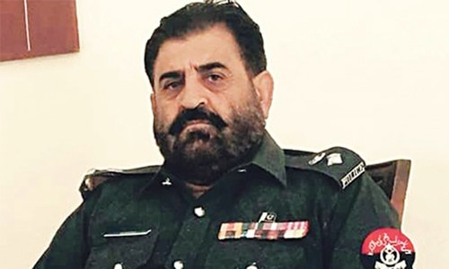Situationer: Balochistan police in the line of fire