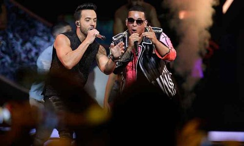 'Despacito' دنیا کا سب سے زیادہ اسٹریم کیا جانے والا گانا قرار