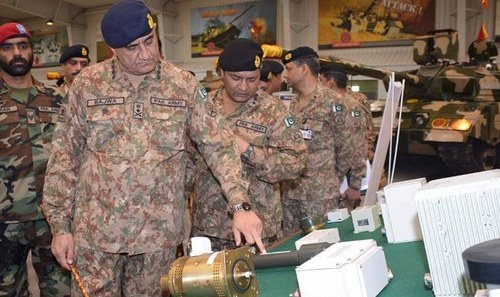 COAS says there will be 'no compromise' on country's defence
